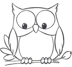Coloring Page 2018 for Coloriage Hibou, you can see Coloriage Hibou and more pictures for Coloring Page 2018 at Children Coloring. Owl Patterns, Applique Patterns, Colouring Pages, Coloring Books, Coloring Sheets, Owl Templates, Owl Crafts, Owl Art, Stained Glass Patterns