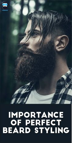 Cute short and full beard styles for men are changing rapidly and gaining lot of importance in the male society. Full beard style is the most popular trend Perfect Beard, Beard Love, Man Beard, Beard Styles For Men, Hair And Beard Styles, Hair Styles, Bart Tattoo, Beard Hair Growth, Sexy Bart