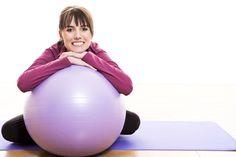 Cómo hacer ejercicio con niños cerca - http://madreshoy.com/como-hacer-ejercicio-con-ninos-cerca/