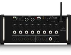 Behringer X AIR XR16  Digitales Mischpult für iPad/AndroidBehringer X AIR XR16, Digitales Mischpult für iPad/Android, Stagebox-Bauart, 16 Kanäle    #Behringer #X Air XR16 #Mischpulte  Hier klicken, um weiterzulesen.
