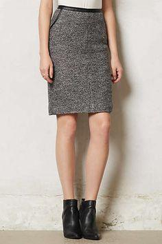 #anthropologie.com        #Skirt                    #Boucle #Pencil #Skirt    Boucle Pencil Skirt                                 http://www.seapai.com/product.aspx?PID=1458857