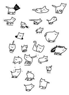 mi stanno iniziando a piacere i gatti?! :O