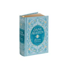 Jane Austen Seven Novels (Barnes Noble Collectible Editions) (€17) found on Polyvore featuring books