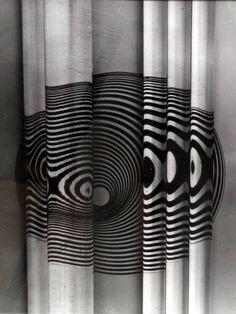 György Kepes - Deformation, 1969