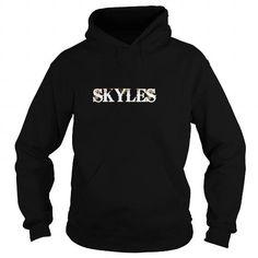 I Love I AM SKYLES T-Shirts