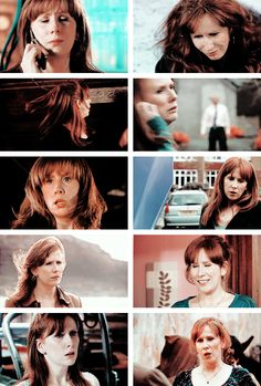 Donna Noble: Did I ever tell you, best temp in Chiswick? Hundred words per minute. #doctorwho