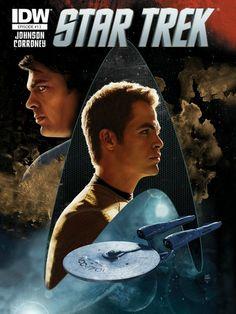 Star Trek - Episode 13  #madefire #motionbooks #trekkies