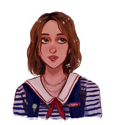 Stranger Things Mike Wheeler by Gabby, yeeolrazzledazzle