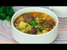 Ciorbă de văcuță cu legume- toți ai casei vor mai cere o porție! Lunch Meal Prep, Pot Roast, Mashed Potatoes, Food And Drink, Healthy Eating, Meals, Pasta, Ethnic Recipes, Beef