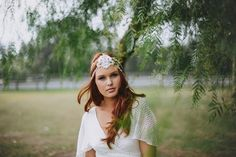 Bohemian Bridal Style From Teeki - Bridal Musings Wedding Blog