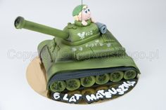 tank cake, world of tanks, tort, czołg, dla chłopca, www.rogwojskiego.pl