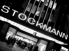 European department stores are nothing like US department stores. And that's a good thing. I once saw a reindeer in the Helsinki Stockmann! It was stuffed and I was impressed.