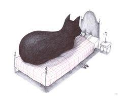 "virginiamori: "" missing cat Virginia Mori """
