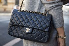 If I own a Chanel bag before I'm 30 I shall be impressed with myself.