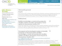 ORCID : un sistema global para la identificación de investigadores | Universo Abierto