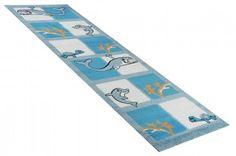 Der Kinderteppich Happy Friends Meereswelt ist der ideale Kinderteppich bzw. Spielteppich für kleine Meeresbiologen.