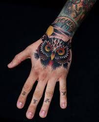 Resultado de imagen para traditional tattoo hand