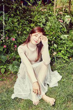 Jung Eun Ji de Apink es natural y a la moda en teasers para su regreso