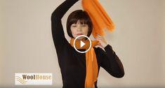 Ma szeretnénk bemutatni nektek egy olyan kreatív hölgyet, aki bemutatja hány féle képpen is lehet úgy viselni egy egyszerű sálat, hogy az mindig elegáns legyen.[...]