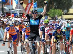 23. Tour Down Under - Stage 2: Tailem Bend - Mannum [19/01/2011] Ben Swift