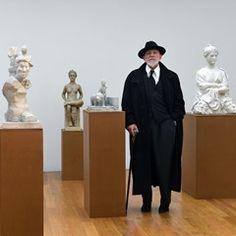 Max Klinger and Markus Lüpertz Exhibiton at Museum of Fine Arts in Leipzig