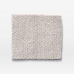 "Upholstery Fabric Pillow Cover, 18""x 18"" Welt Seam Pillow, Worn Velvet, Light Taupe"