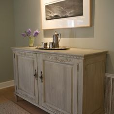 Farrow And Ball Mizzle Walls Design Ideas, Pictures, Remodel, and Decor