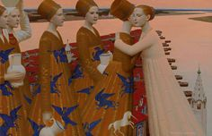 Medieval Style Paintings by Andrej Remnev – Fubiz Media