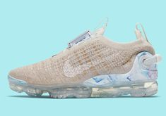 Nike Vapormax 2020 Flyknit Receives Oatmeal Colorway On November 5th