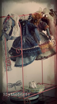 Blythe Victorian Dress Set. par Blythologie sur Etsy