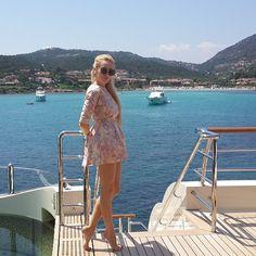 The Jet set Yachting Experience #yacht #jetset #glamour http://jetsetbabe.com/the-yachting-experience/