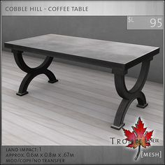 Trompe Loeil » Cobble Hill Living Room Suites for FaMESHed April
