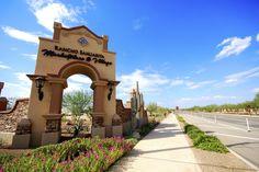 Rancho Sahuarita Marketplace #shopping #commercial Sahuarita Arizona, Sidewalk, Commercial, Real Estate, Scene, Building, Places, Travel, Shopping