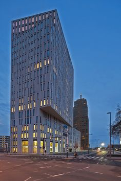 Offices Blaak 8 Rotterdam \ GROUP A