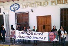 El Blog del prof. Attilio Folliero Caracas, Venezuela: Alcedo Mora, el primer desaparecido político de la...