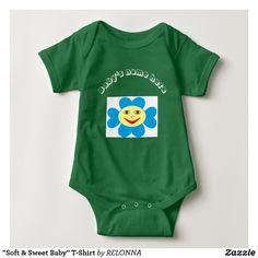 """Soft & Sweet Baby"" T-Shirt"