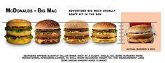 advertising vs. reality McDonalds fail   gesehen bei www.media-engine.de