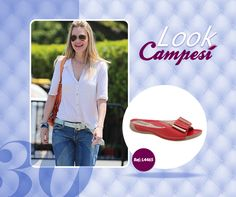 Look 30 #vermelho #sapatos #fashion