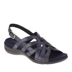 bf7e071a4b6b Easy Street Visage Strappy Sandals