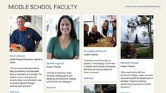 """InspirED agrees with all of them: """"4 Pages Your School's Website Needs Now."""" @Finalsite"""