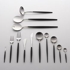 I have! I really love this series of cutlery...