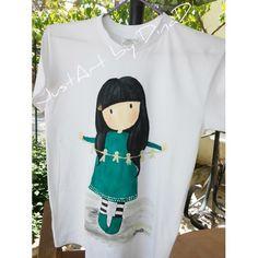 Μπλουζάκι παιδικό Santoro Gorjuss 10