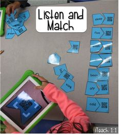 iTeach 1:1: iPad Apps and Activities for Sight Word Practice