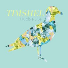 Hubble Jive artwork by Petronella Nordman #music #indie #timshel #album #cover #albumart #art #design #bandlogo #logo #bird #collage #seagull #albumcover #EP #artwork