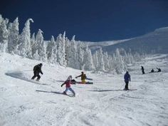 Arizona Snow Bowl Flagstaff