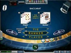 http://www.winningbaccaratsystems.com/ Play Baccarat with this 1324 Baccarat Strategy to easily win more at the online casino games. With an already low house edge of 1.04% just bet the Banker and this simple 1324 betting system to increase your win.    It is all explained for free here and at http://www.puntobanco.biz/    For USA players get yo...
