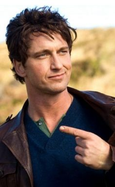 Gerard Butler as Gerry Kennedy in P.S. I Love You, 2007