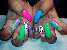Pascua diseños Beach Nails, Summer Beach, Nail Art, Beauty, Easter, Fingernail Designs, Nail Arts, Beauty Illustration, Nail Art Designs
