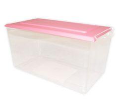 ScrapCessories - Cartridge Caddy Case - Pink at Scrapbook.com $9.99