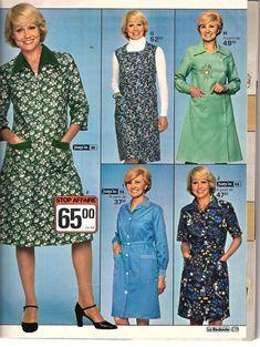 Nylons, Blouse Nylon, Staff Uniforms, Maid Uniform, Housecoat, Overalls, Shirt Dress, Retro, Womens Fashion
